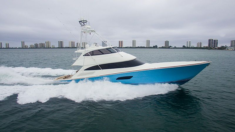 SPECULATOR yacht Viking Yachts