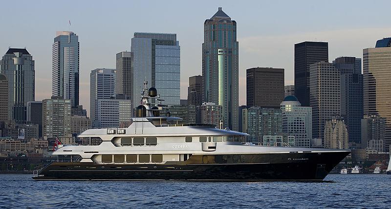 ODESSA yacht Christensen