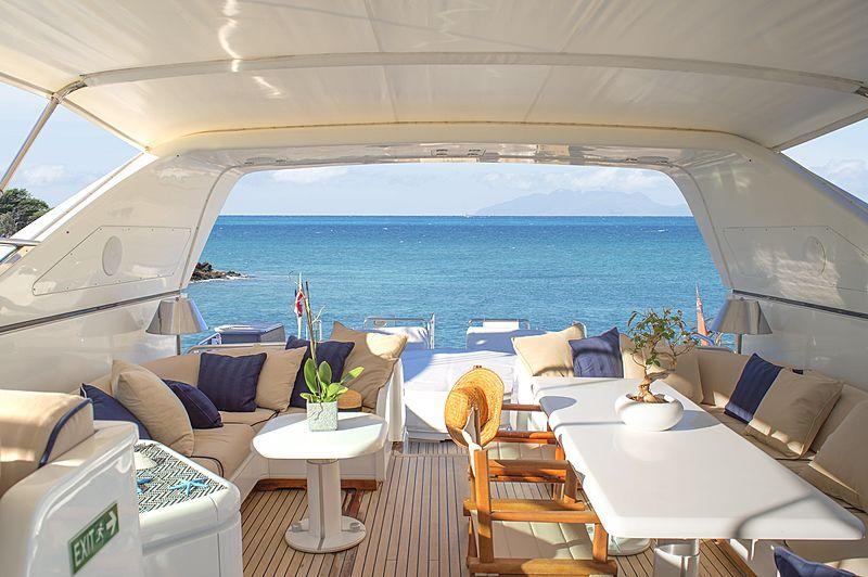 Quantum of the seas yacht flybridge