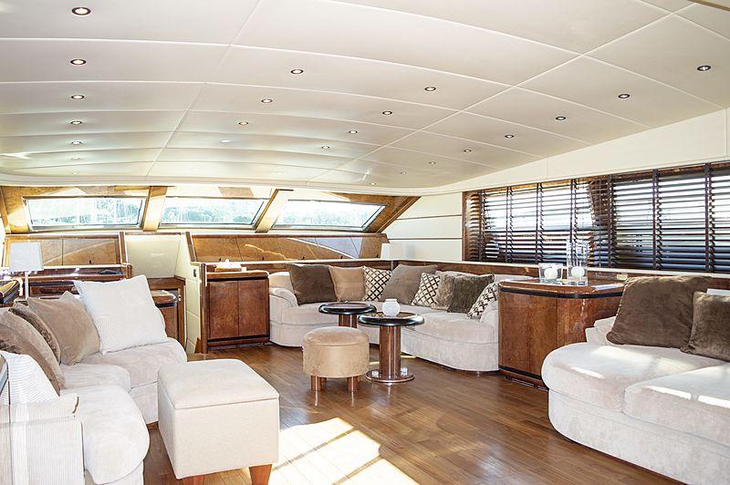 Quantum of the seas yacht saloon