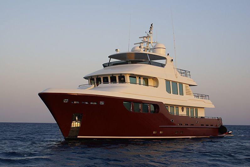 BANDIDO 1 yacht Jade