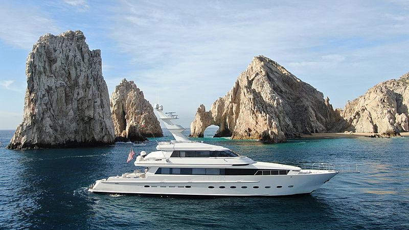 STEADFAST yacht Barattucci Yachts