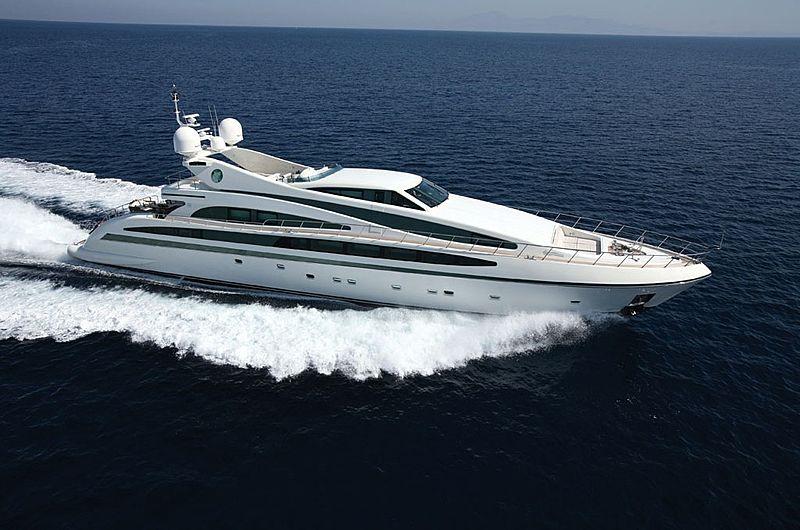 ALFA XII yacht ISA