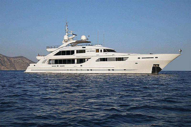 ALALYA yacht ISA
