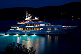 Lady Dahlia yacht