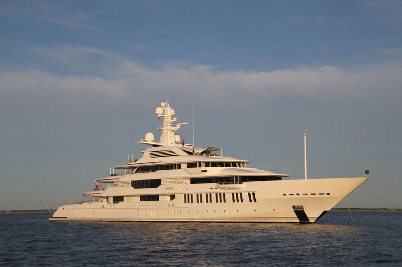 INFINITY yacht Oceanco