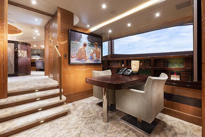 MAG III yacht study