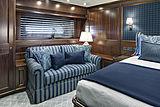 Encore yacht master bedroom