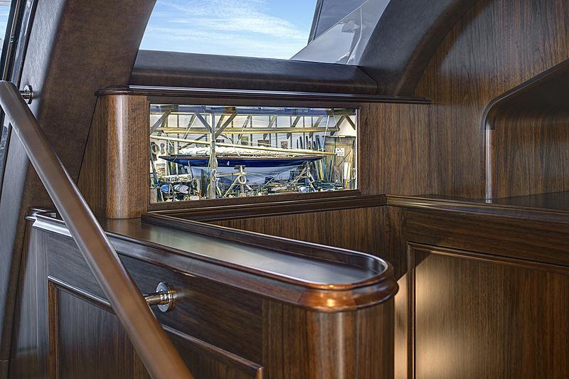 Encore yacht interior detail