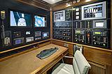 Encore yacht engineers desk
