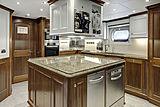 Encore yacht galley