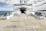 Encore yacht aft deck