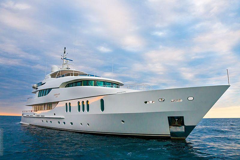 GLORIA TERESA yacht Izar
