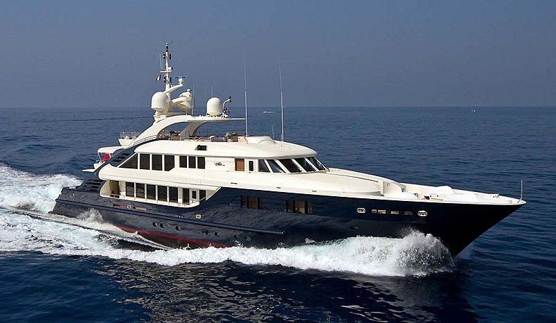 LEDRA yacht ISA