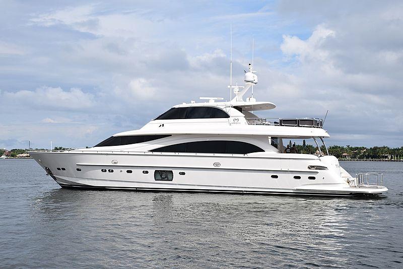 MISSING CARD III yacht Horizon