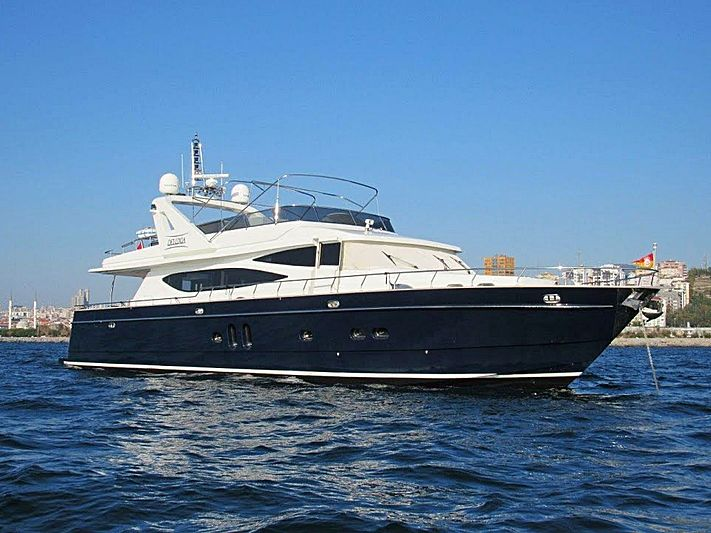 DELUXIA  yacht SES Yachts