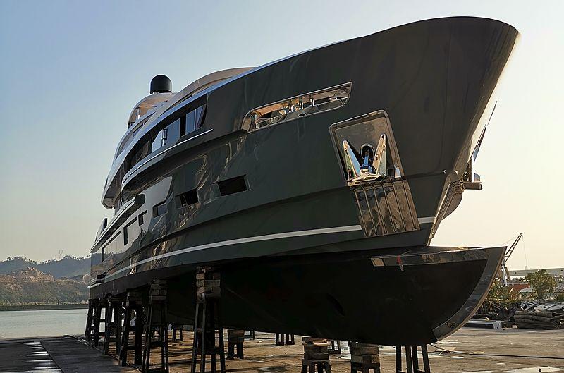 Dopamine yacht launch