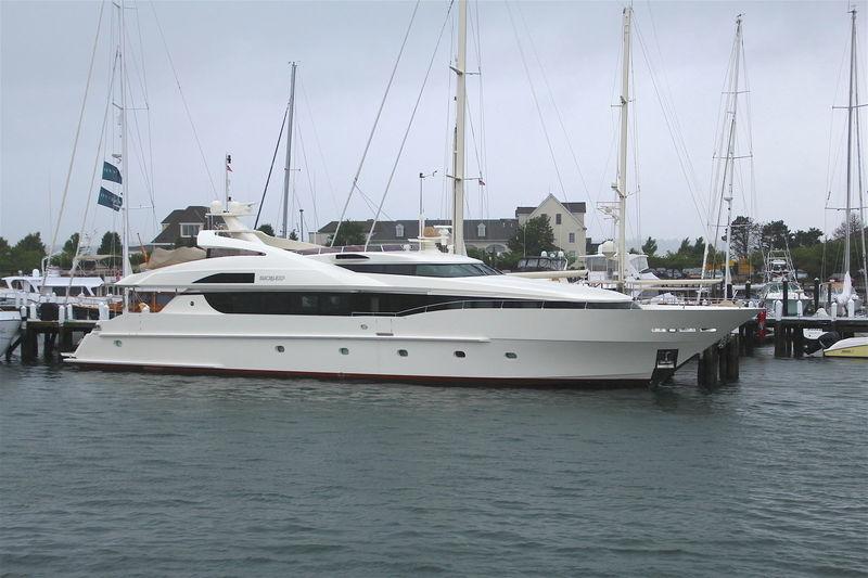 BLACKSHEEP yacht Palmer Johnson