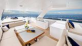 Horizon RP100/01 yacht sun deck