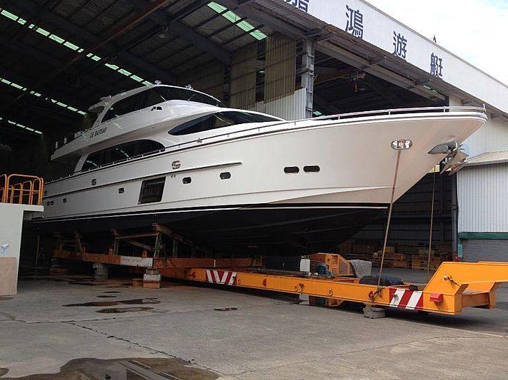 LE BATEAU yacht Horizon