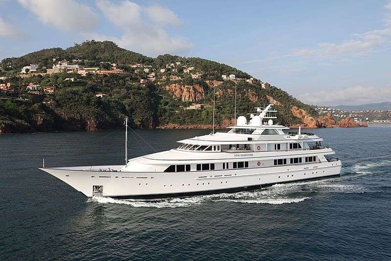 NEW HAMPSHIRE yacht Feadship