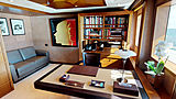 Space Yacht Donald Starkey Designs