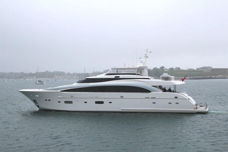 ANDREA VI yacht Horizon