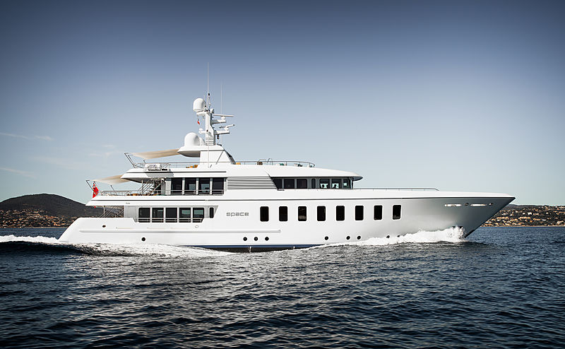 SPACE yacht Feadship