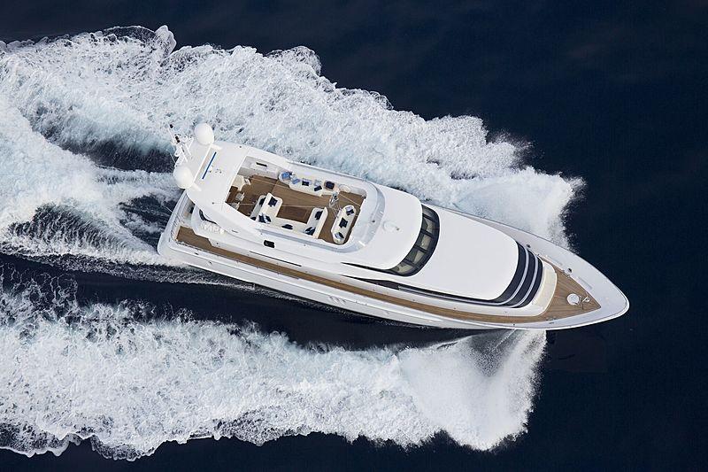 La Mascarade yacht