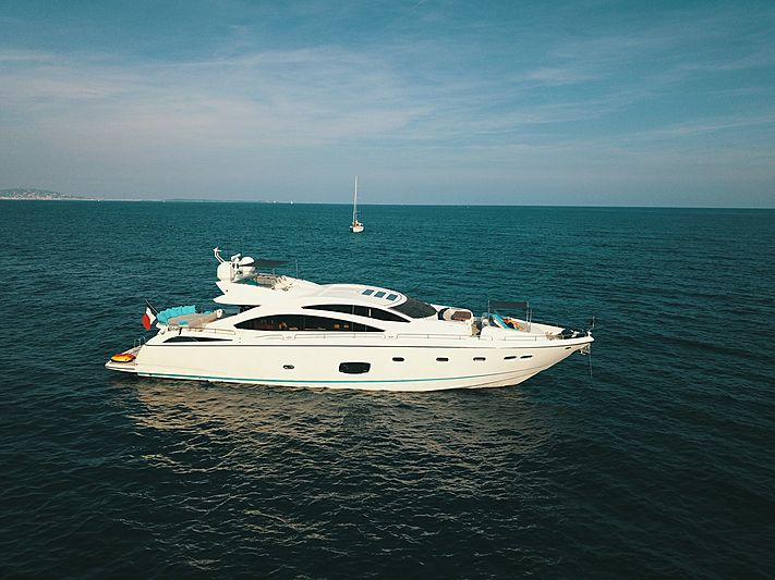 ASCENSION yacht Sunseeker