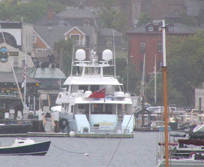 AZUCAR yacht Westport