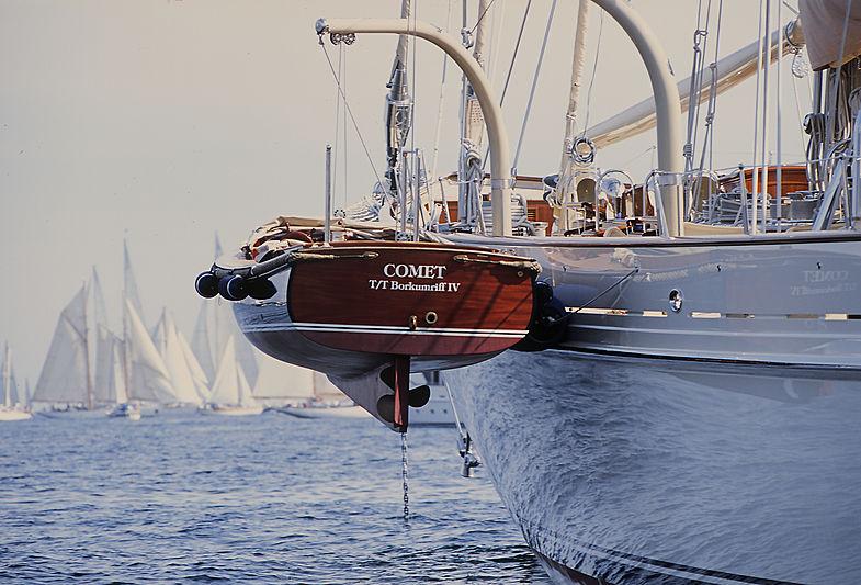 Borkumriff IV yacht tender