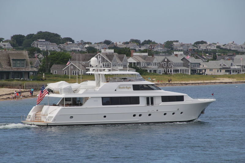DOUBLE EAGLE yacht Westport
