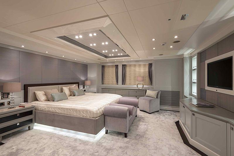 Ambassador yacht interior