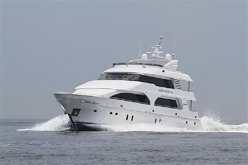 WHITE LOTUS VIII yacht President Boat International Co.,