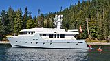 Five C's Yacht Cape Scott Yachts