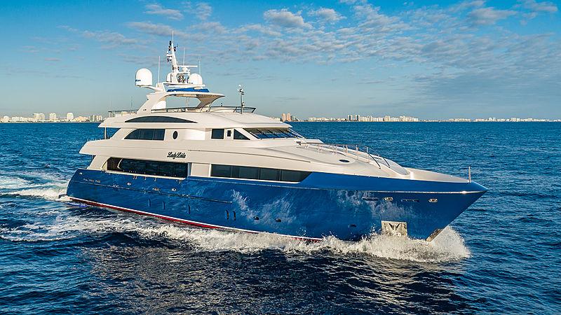 LADY LEILA yacht Horizon