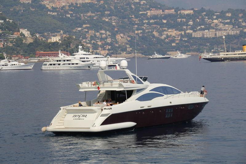 Zefir leaving Monaco