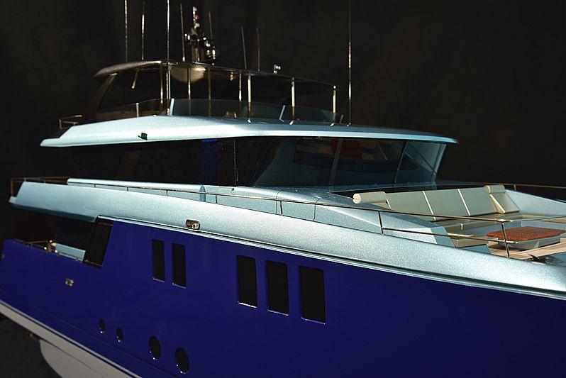 Amasea 84 catamaran yacht model