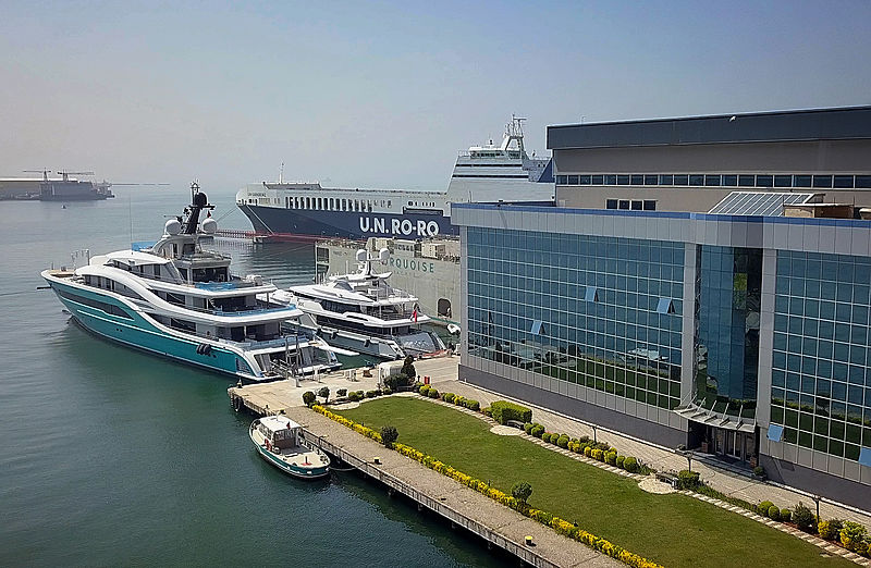 Turquoise Yachts company photo