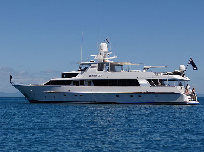 PHOENIX ONE yacht Lloyds Ships