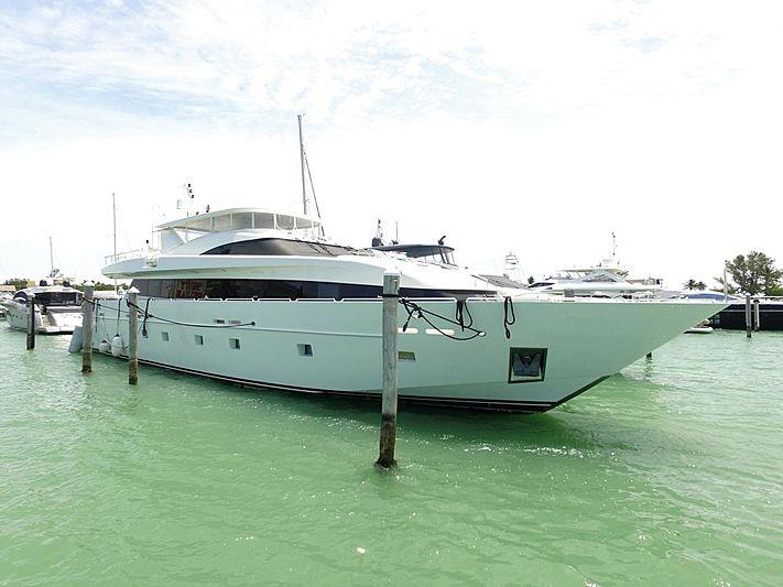 AKIM yacht Trident