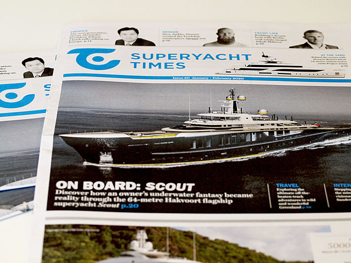The SuperYacht Times newspaper - issue 30