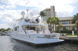 Topps Yacht Hatteras