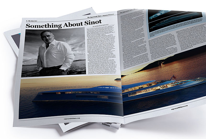 SuperYacht Times newspaper issue 30
