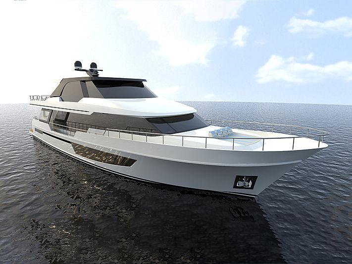 Ocean Alexander 32 Legend yacht
