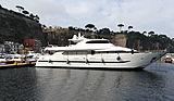 Giava yacht exterior
