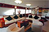 Giava yacht interior