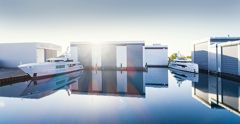 Heesen shipyard