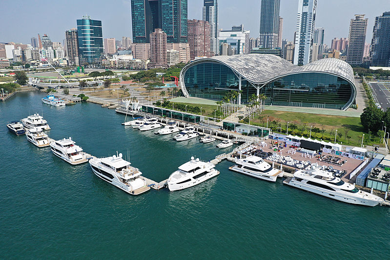 Horizon Yachts open house in Kaohsiung